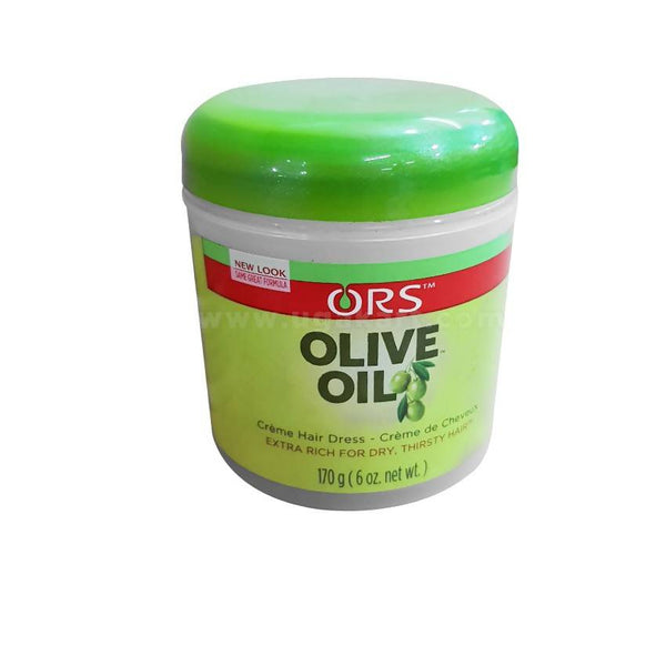 ORS Olive Oil-Extra Rich For Dry - 170gm