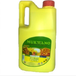 MUKWANO Vegetale cooking oil 3L