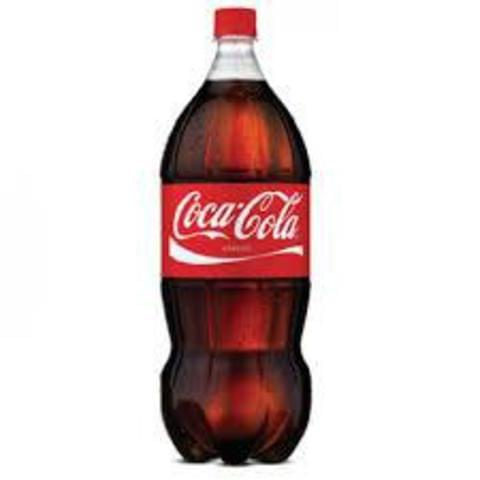 COCO COLA REGULAR SODA 1.5 LITRE