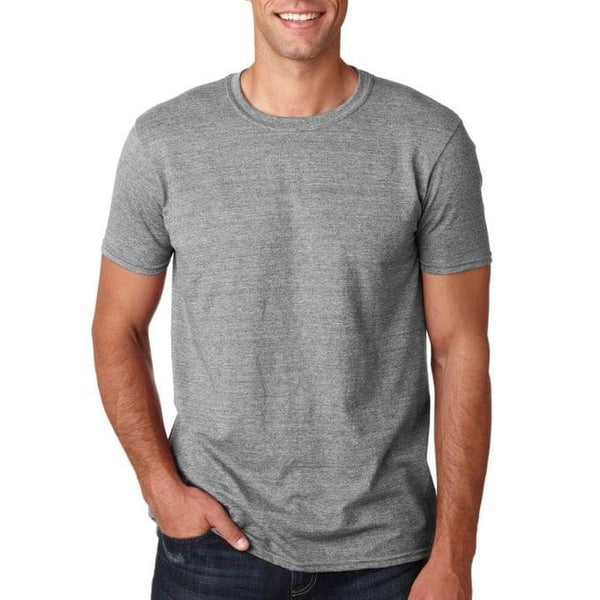 Light Grey Men's Designer T-Shirt