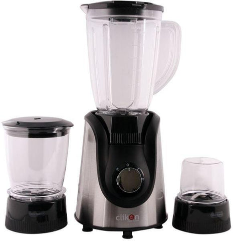 CK 2154 3 IN 1 BLENDER-Stainless Steel Body