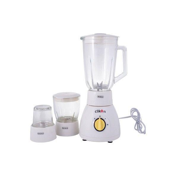 CK 2156 3 IN 1 Blender with Glass Jar- 300 Watts