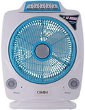 CK 2184 Rechargeable Fan-12""