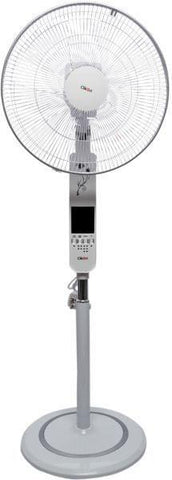 "CK 2192 16"" WALL FAN, 55 WATTS WITH REMOTE"