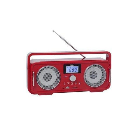 CK 706 RECHARGEABLE AM/FM BLUETOOTH RADIO WITH USB