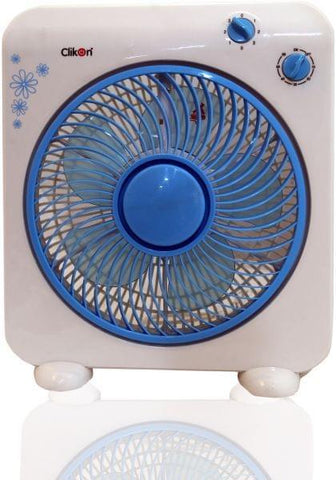 "CK 2198 10"" ELECTRIC BOX FAN - 45W"