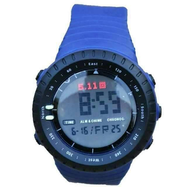 RUBBER WATCHES 001