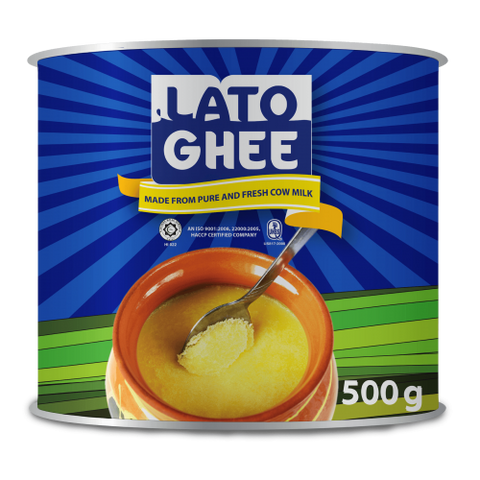 LATTO GHEE 1/2 LTR