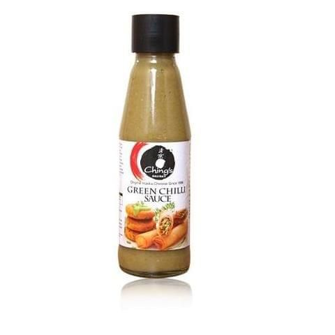 Chings Green Chilli Sauce