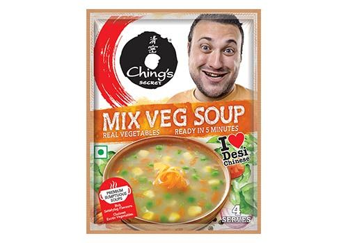 Chings Veg Mix Veg Soup