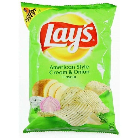 Lay's Cream&Onion 50 Gms