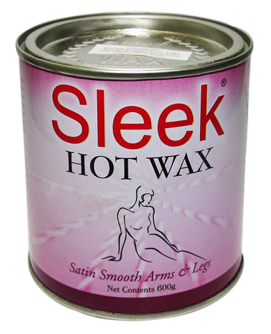 Sleek Hot Wax 600Gms
