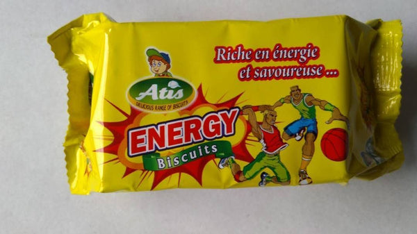 Atis Energy Biscuits - 10 Packets