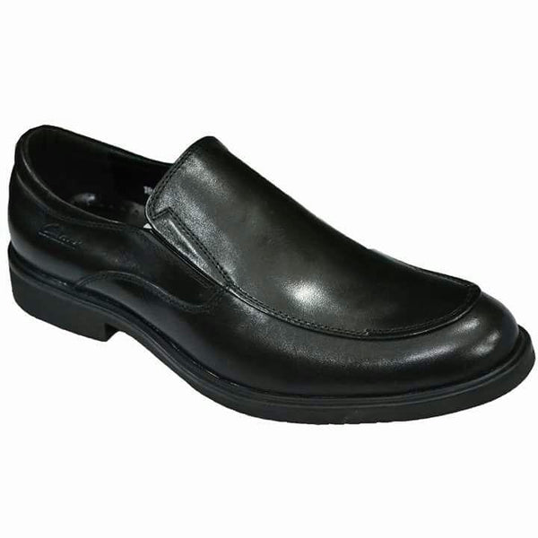 Clarks Black Mens Shoes
