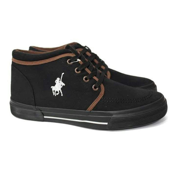 Hzb Black Mens Shoes