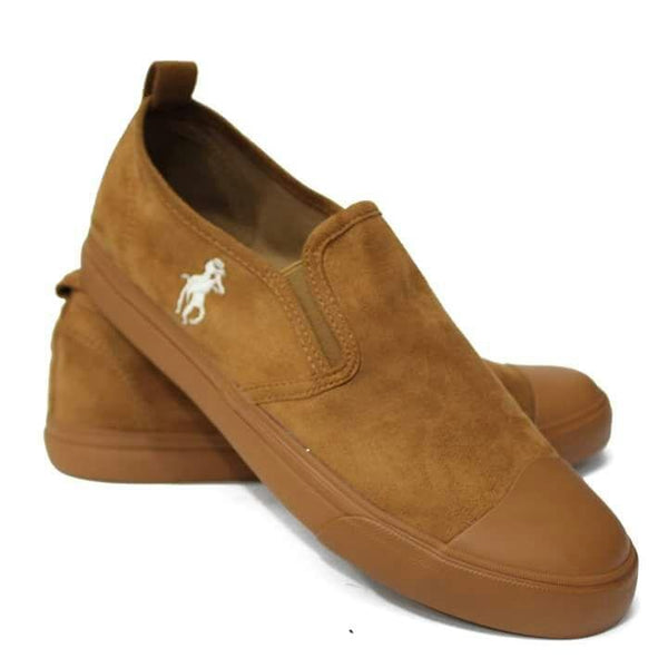 Hzb Brown Mens Shoes