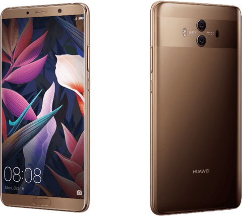HUAWEI MATE 10 MOCHA BROWN 64 GB