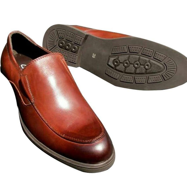 Clarks Gentle Brown Mens Shoes