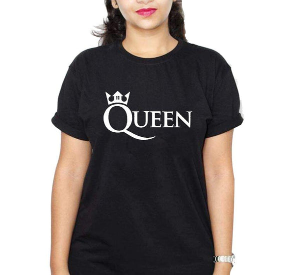 Queen 4 Black Ladies T-Shirt