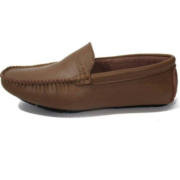 Brown Polo Moccasin