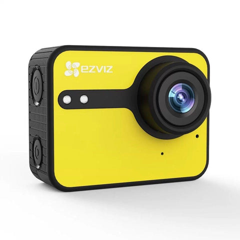 EZVIZ Sports Cameras CS-SP206-A0-54WFBS (S1C Yellow)•? (303100417)