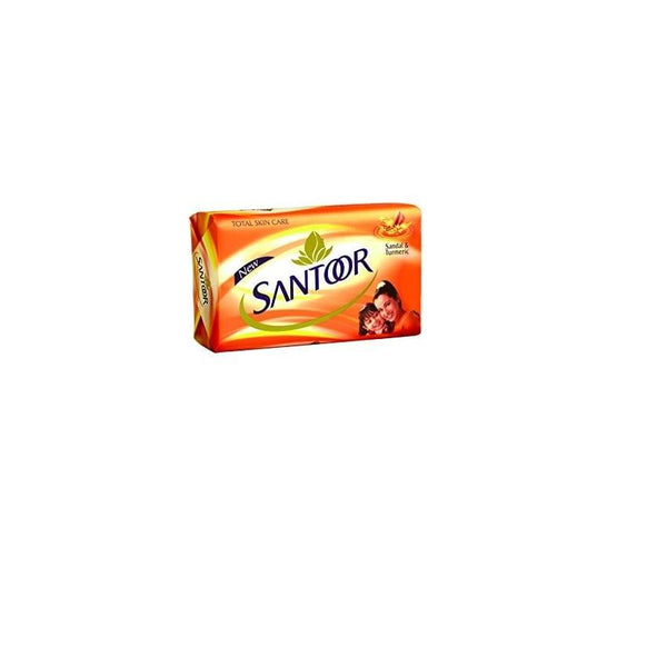 Santoor Soap (Orange) 100 Gms
