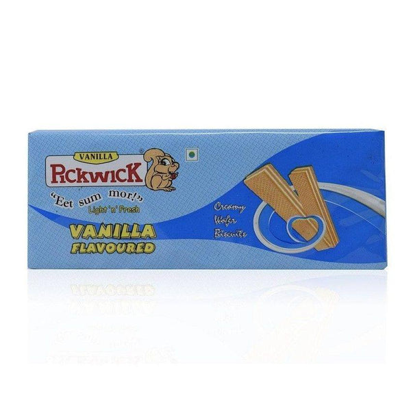Pickwick Wafer Biscuit Vanilla 120 Gms