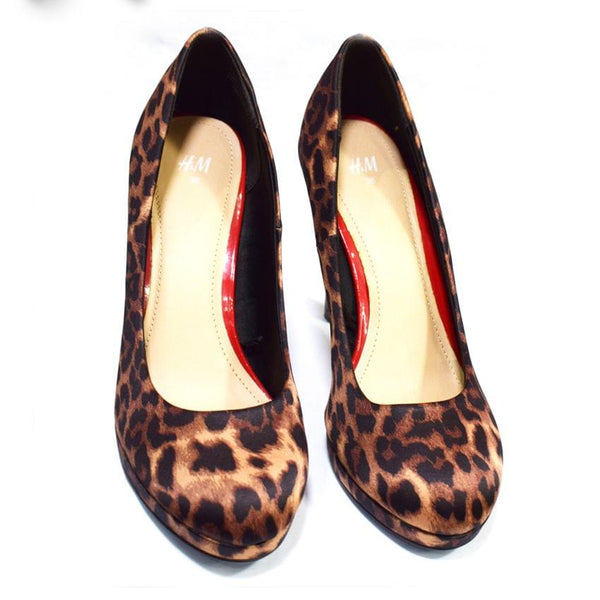 H&M Animal Print Ladies Shoes