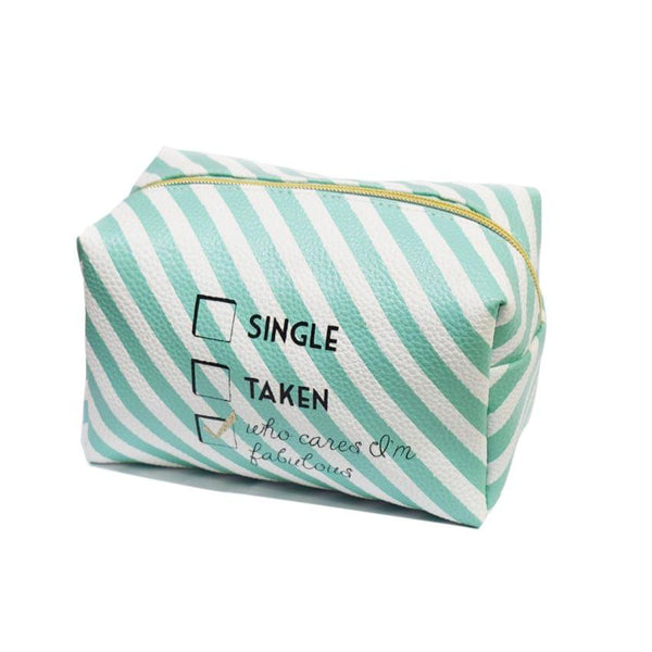 Light Green Toilet Bag