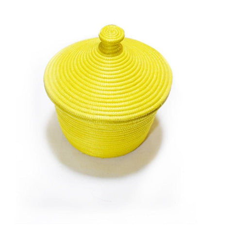 Kalo Food Basket Yellow
