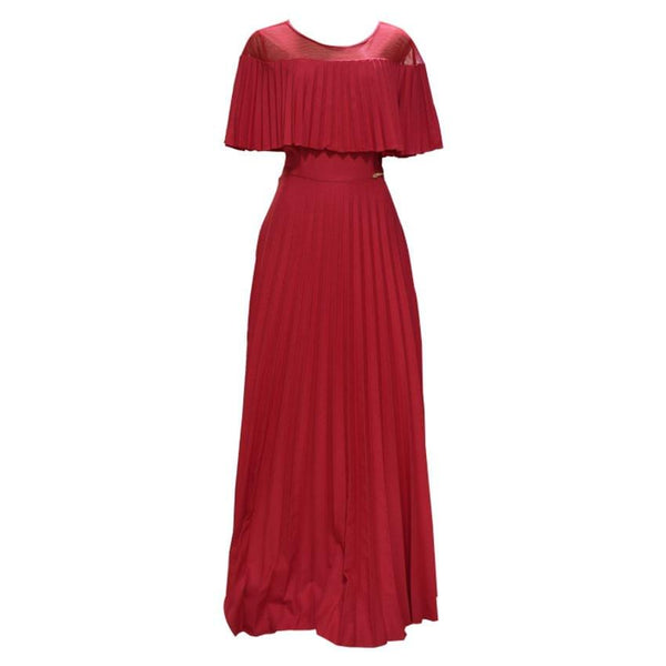Long Designers Red Dress