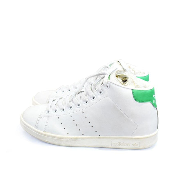 Green And White Adidas Men's Shoes