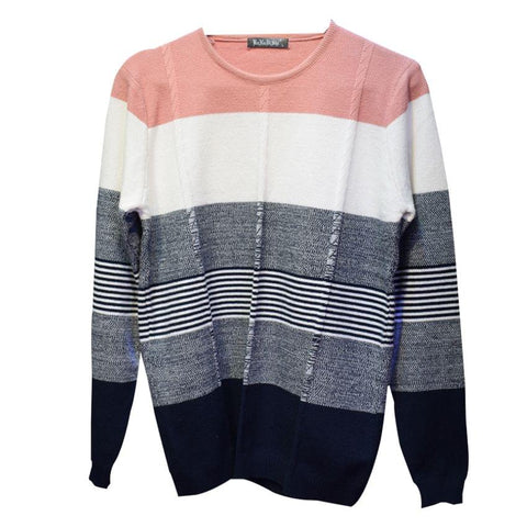 Multicoloured Men's Sweater