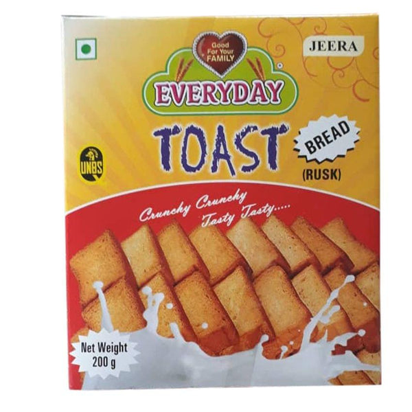 Everyday Jeera Toast 200 Gm