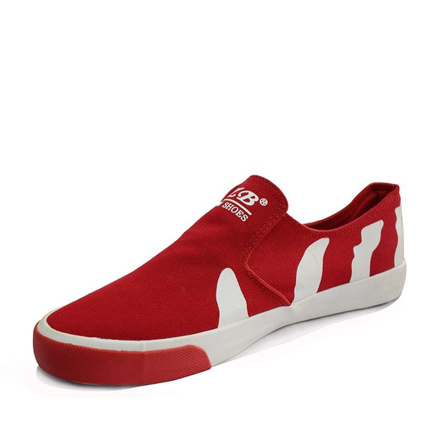 Hzb Red Fashion Shoes