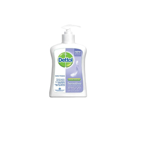 Dettol Handwash Sensitive 200 Gm