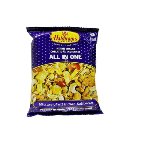 Haldiram's All In One 150Gm