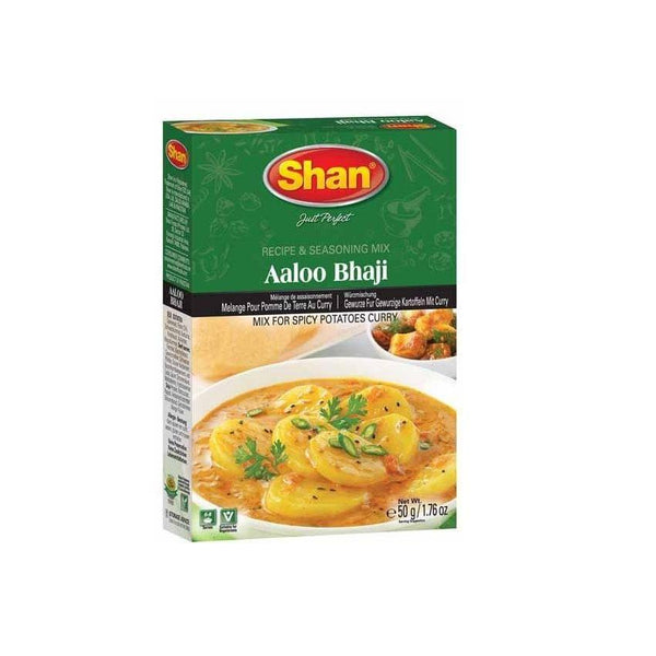 Aaloo Bhaji Curry 50Gm