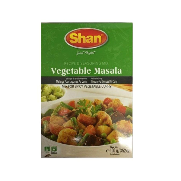Vegetable Curry Mix 100Gm