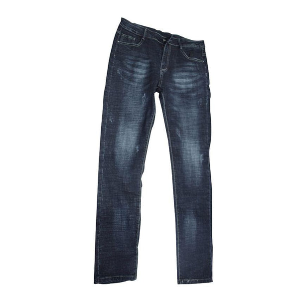Men's Navy Blue Jeans