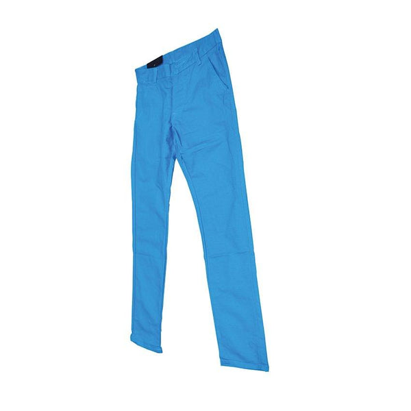 Light Blue Men's Trouser