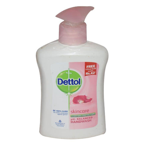 Dettol Skin Care 215Ml