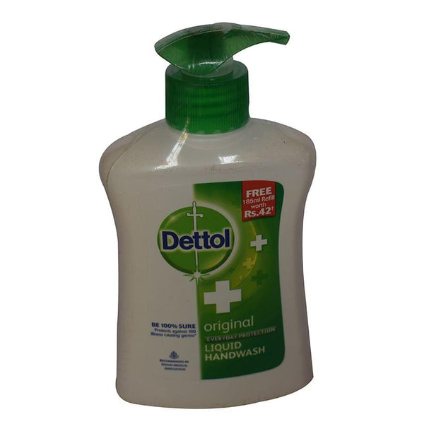 Dettol Liquid Handwash 215Ml