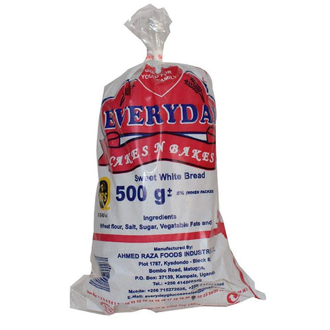 Everyday Sweet Bread 500Gm