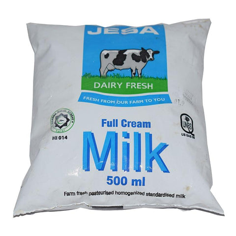 Jesa Full Cream Milk 500Ml