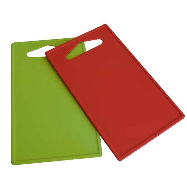 Green And Red Chopping Board