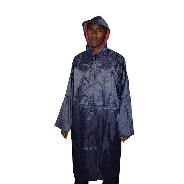 Rain Coat With No Reflectors