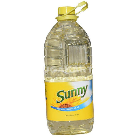 Sunny Cooking Oil 3Ltr