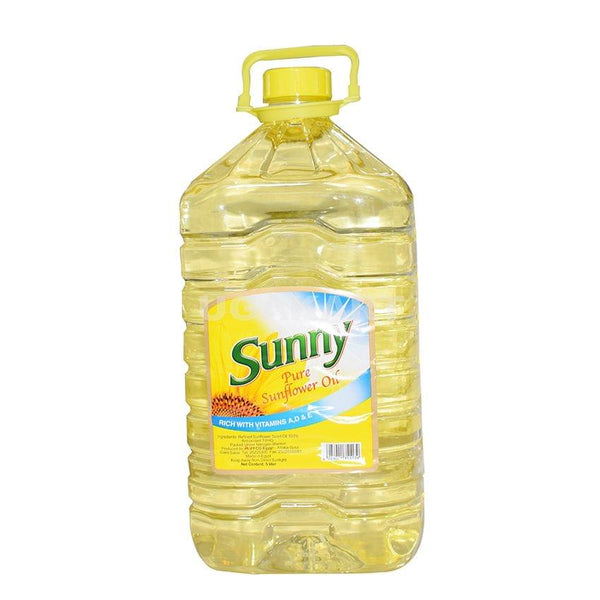Sunny Cooking Oil 5Ltr