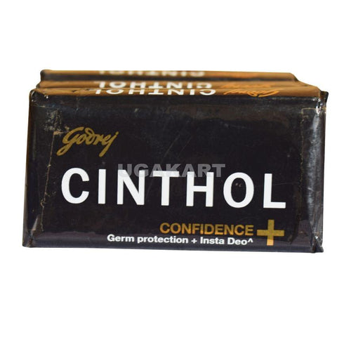 Cinthol Confidence Soap